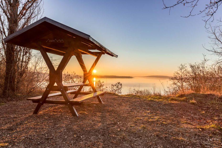 Sonnenaufgang fotografieren