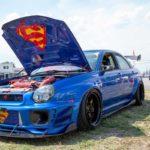 Subaru WRX Supermen
