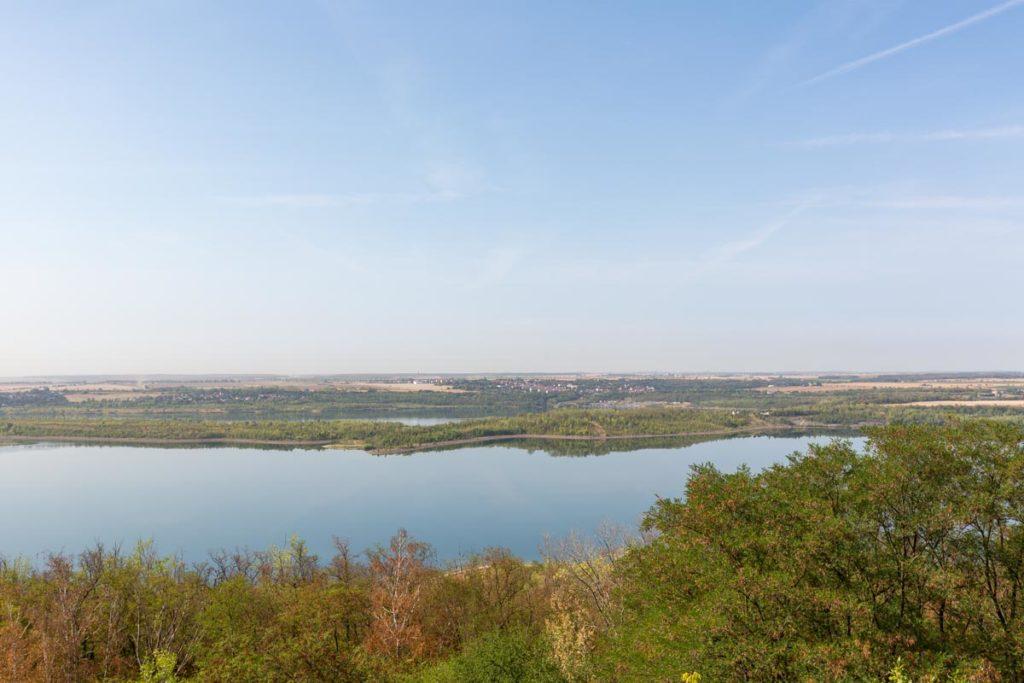 Geiseltalsee Panorama