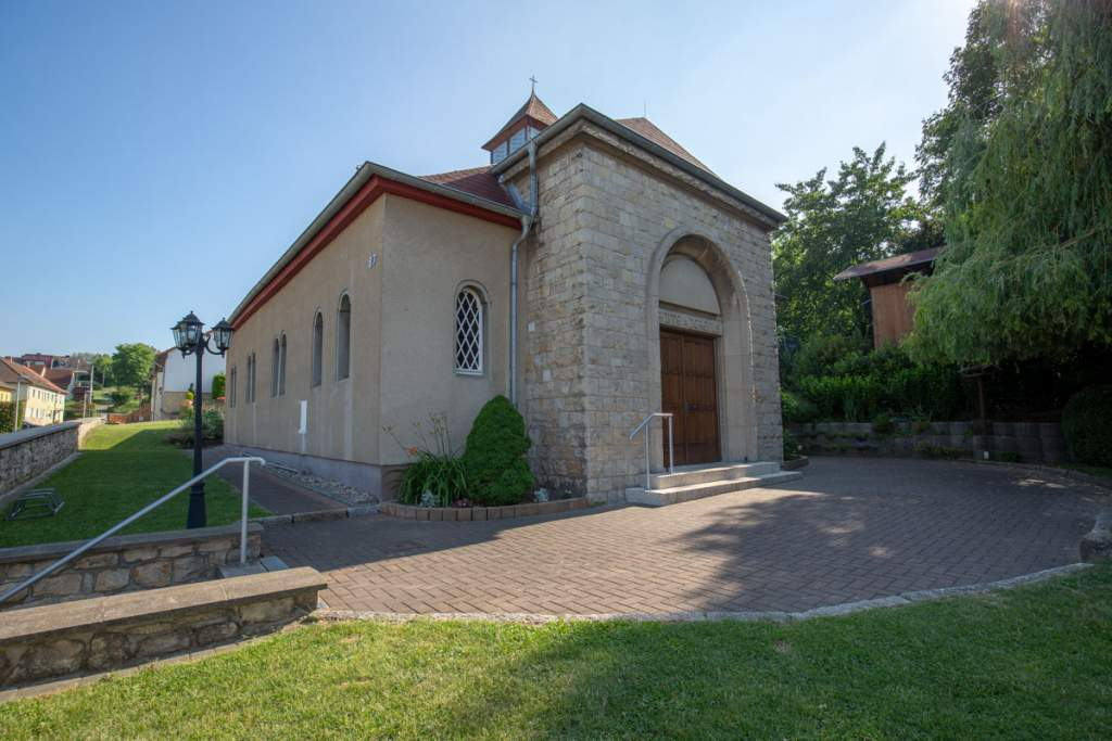 Kirche in Neubiendorf