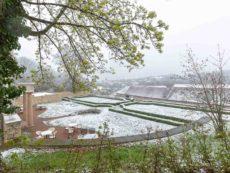 Bild 0041 | Barockgarten zum Wintereinbruch