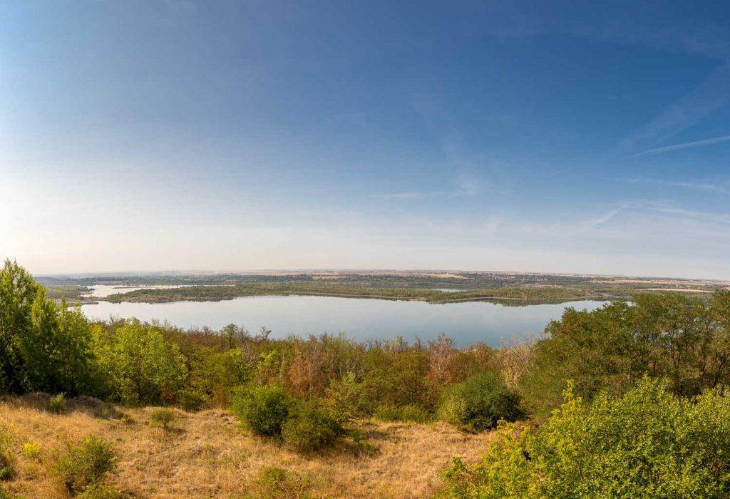 Bild 0004 | Panorama vom Geiseltalsee