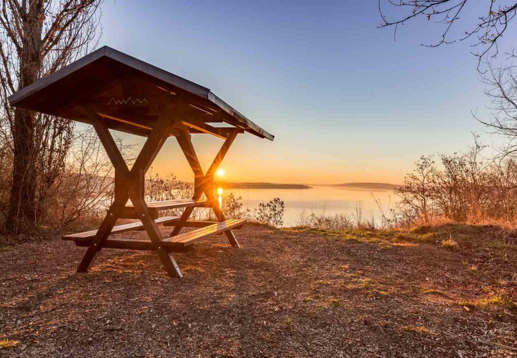 Bild 0020 | Geiseltalsee zum Sonnenaufgang