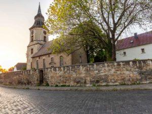 Bild 0002 | Kirche in Stöbnitz
