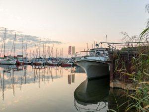 Bild 0019   Hafen am Geiseltalsee