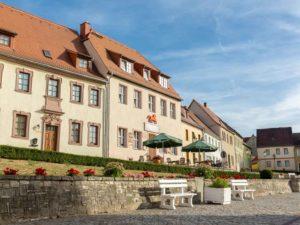 Bild 0052 | Marktplatz in Mücheln Geiseltal