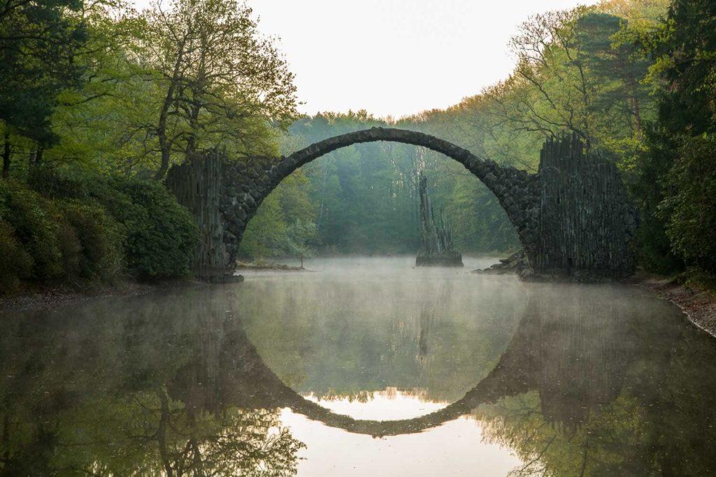 Bild 0035 | Rakotzbrücke Kromlauer Park