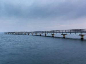 Bild 0030   Seebrücke im Winter