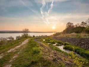 Bild 0005   Geiseleinlauf zum Sonnenaufgang