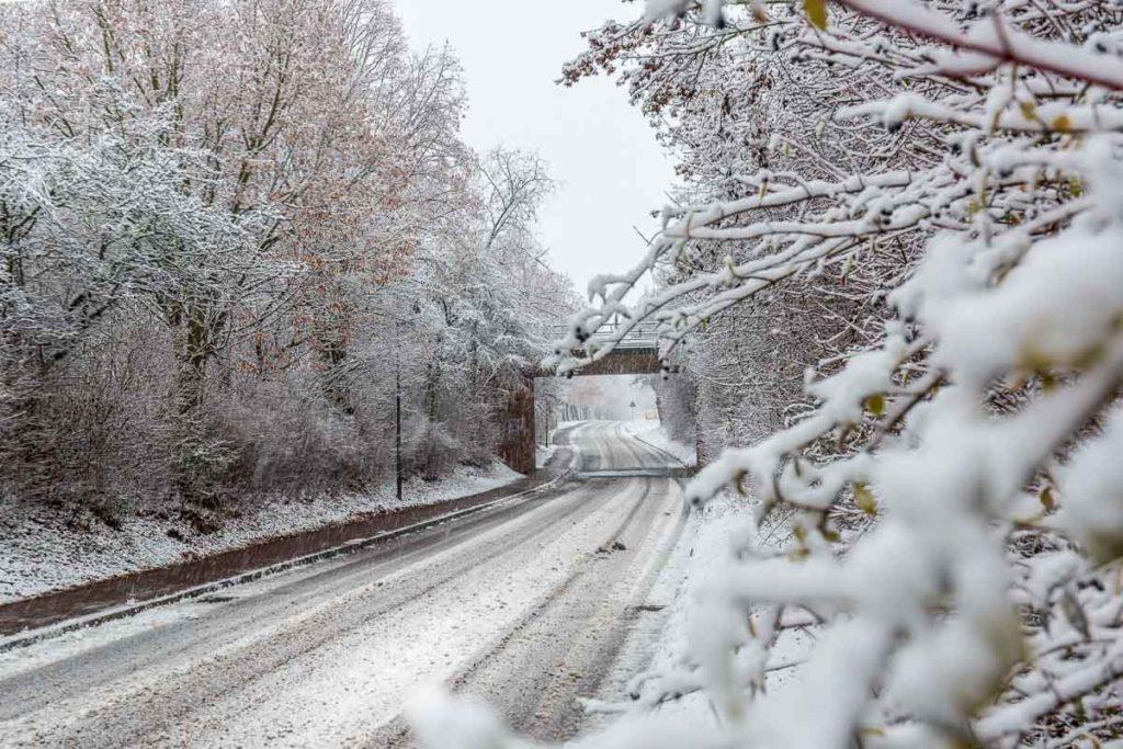 Zugbrücke Braunsbedra